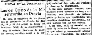 La Prensa, 27 de septiembre de 1923 (Pulsa para ver completo)